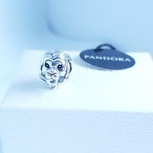 Pandora Disney, The Lion King Simba Charm Silver